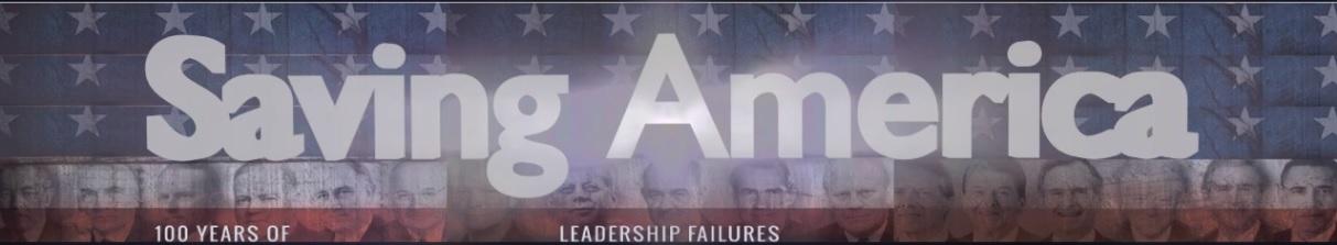 Saving America logo